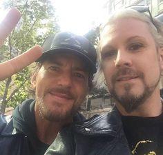 Eddie Vedder and John 5 Nu Metal, Black Metal, John 5 Guitarist, Kerry King, Killswitch Engage, Extreme Metal, Power Metal, Eddie Vedder, Thrash Metal