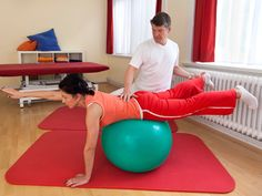 4 Exercises to Prevent Back Pain From Cycling