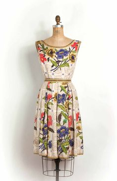 Vintage dress.
