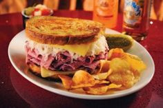 A recipe on how to make a Reuben or Rachel sandwiches. Bringing you ten ways to make the famous sandwich.