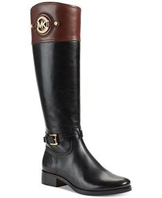 why? WHY!? did i not buy these 2 years ago at tjmaxx for so cheep? still kicking myself and still in love.... <3 Michael Kors Stockard Riding Boots