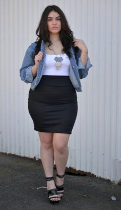 Curvy Girl Outfits, Casual Work Outfits, Curvy Girl Fashion, Diva Fashion, Plus Size Fashion, Fashion Outfits, Womens Fashion, Fashion Black, Children's Outfits