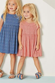 Next Collar Dress (3mths-6yrs) - EziBuy New Zealand