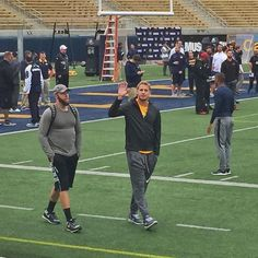 Jared Goff arrives for his pro day. by maioccocsn Jared Goff, Eye Candy, Nfl, Guys, Instagram Posts, Nfl Football, Sons, Boys
