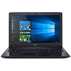 AmazonSmile: Amazon's Choice – Home - Acer Aspire E 15 E5-575-33BM 15.6-Inch FHD Notebook (Intel Core i3-7100U 7th Generation , 4GB DDR4, 1TB 5400RPM HD, Intel HD Graphics 620, Windows 10 Home), Obsidian Black: Computers & Accessories