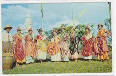 CPSM Martinique Fort DE France Groupe Folklorique Martiniquais Edit Milon | eBay