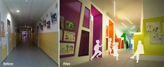 the architecture of early childhood: Svet vmes = utilising the spaces in-between