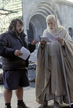 Behind the Scenes - The Lord of the Rings