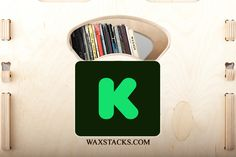 Wax Stacks is raising funds for Wax Stacks LP Record Crates on Kickstarter! You love your vinyl collection. Do you love your crates? Wax Stacks are made from Baltic Birch. No tools. No hardware. Built to last. Record Crate, Lp, Crates, Hardware, Tools, Projects, Design, Log Projects, Computer Hardware