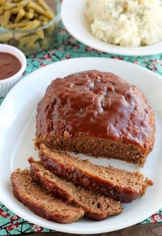 Classic slow-cooker meatloaf