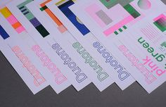 The Imperfection Booklets by O.OO explain the nuances of Risograph printing.
