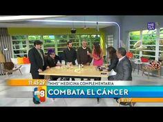 """Programa de televisión Mucho Gusto: """"MMS"""" Combatiría el cáncer - YouTube"""