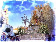 Rota, tal y como yo la veo: Virgen del Rosario 2006