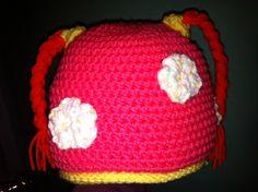 3 Monkeys Mommy: Team Umizoomi Hat, Crochet Pattern. Free pattern.
