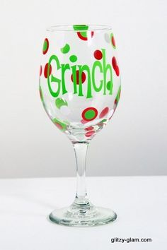"Everybody has a Grinch! Let them know so they can get on the ""nice"" list before Santa makes his list! Great for the holiday party! $18.00"