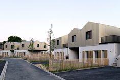 Eco-cité La Garenne | Guillaume Ramillien Architecture