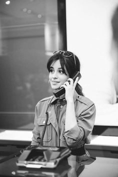 Sorry the Old Camila cant come to the phone rn Why?