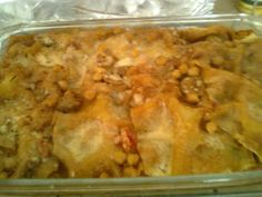 From Miriam's Kitchen.......: An Easy Supper. Vegetable and Cheese Lasagna