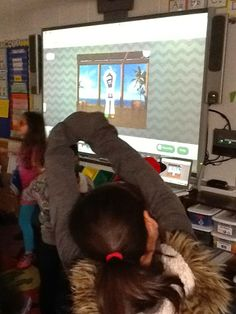 """Using """"GoNoodle"""" in your classroom to help support brain breaks!"""