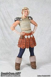 How to make an astrid costume farsang pinterest astrid costume astrid from how to train your dragon ccuart Image collections