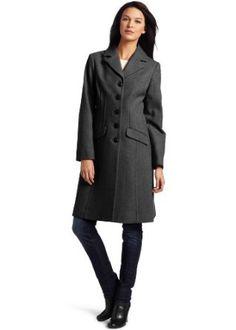 Pendleton Women's Windsor Coat, Grey Mix Melton, X-Small Pendleton. $89.60