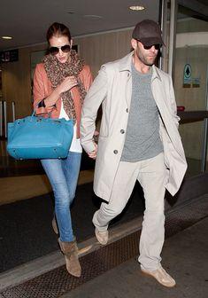 Rosie Huntington-Whiteley Photos - Burberry Autumn Winter 2012 Womenswear Arrivals - Zimbio
