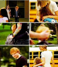 Everything Has Changed -- OH MY GOD I'M DYING FROM THE ADORABLENESS OF THIS MUSIC VIDEO!!!!!!!!!!!!!!!!!!