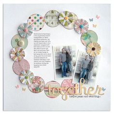 absolutely LOVE this layout… may just have to scraplift it… I'm just sayin'. ;)