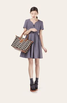 orla kiely winter 2012 Still love this dress! Dont have it though ;)