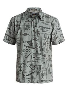 Reef Mens Stonesteps Short Sleeve Crewi Navy - Shirts & Tops