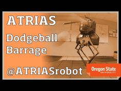 Birds served as the inspiration for a robot that could prove to be the world's fastest on two mechanical feet. Researchers in the Dynamic Robotics Laboratory at Oregon State University are working on the robot they call ATRIAS, whose carbon-fiber legs will employ fiberglass springs to operate like a pogo stick. The robot could be useful in disaster areas that are too dangerous for humans to enter.