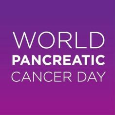 Today is #WorldPancreaticCancerDay. Help spread the word about signs and symptoms of #pancreaticcancer http://thndr.it/10e4VSx