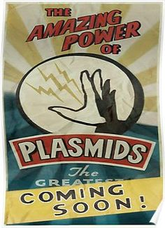 BioShock - The Amazing Power of Plasmids! Posters