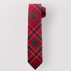 Our best selling tartan tieSmarten up any occasion with one of these beautiful wool ties...