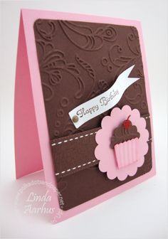 love this cupcake card