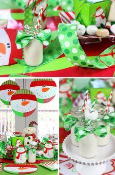 12 Christmas Treats & Party Ideas!