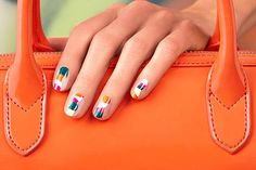 31 Bright Nail Ideas to Try This Spring and Summer: Lipstick.com