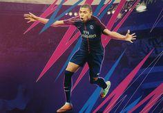 PSG Kylian Mbappe Wallpaper - Live Wallpaper HD
