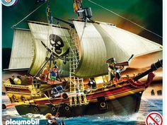 PLAYMOBIL 5135 Πειρατική Φρεγάτα