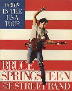 Bruce Springsteen Concert Ticket Stubs 1984 Born in the USA Tour St Paul Phoenix for sale online Rare Vinyl Records, Vintage Records, Vintage Music, Bruce Springsteen, Springsteen Concert, Elvis Presley, E Street Band, Born To Run, Tour Posters