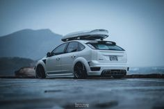 Ford Focus 2006, Focus Rs, Ford Falcon, Mini S, Car Tuning, Stance Nation, Dream Cars, Saints, Passion