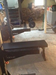 Home Gym Space Issues