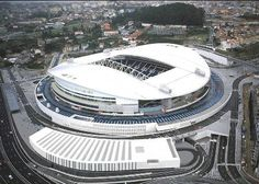 Estadio do Dragão, Porto