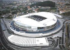 Estadio do Dragão, Porto