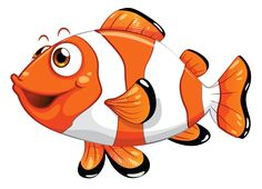 Fish fin Illustrations and Stock Art. Fish fin illustration graphics and vector EPS clip art available to search from thousands of royalty free clipart providers. Cartoon Sea Animals, Cartoon Fish, Cute Cartoon, Fish Clipart, Fish Vector, Royalty Free Clipart, Fish Drawings, Fish Art, Stone Painting