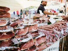 Wochenmarkt Sineu Mallorca