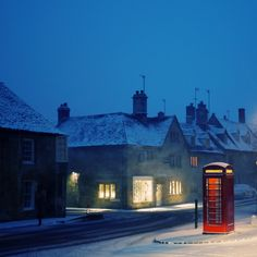 Chipping Campden, England (by Andrew Lockie)