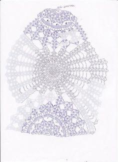 all thing crochet: Beauty cardigan crochet pattern