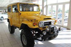1970 Toyota Land Cruiser Land Cruiser