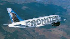 Frontier Airlines Identity |Genesis